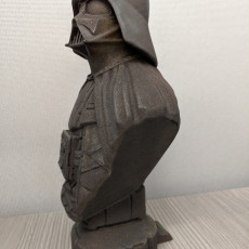 Picture of print of Darth Vader bust 这个打印已上传 Anthony Nichols