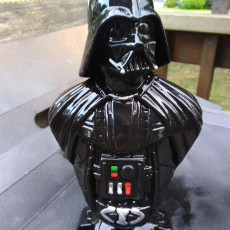 Picture of print of Darth Vader bust 这个打印已上传 DeanSouth8