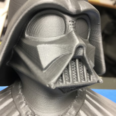 Picture of print of Darth Vader bust 这个打印已上传 Adam Johnson