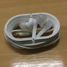 Picture of print of Headphone Holder
