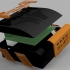 Prusa branded printable Mini-ATX Computer case image