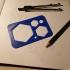 Hexagon Drawer Template image