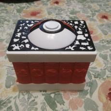 Secret Pokemon Box