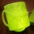 Alien Facehugger mug image