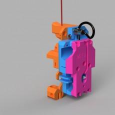 3D Printable Butterworth Design - Prusa Mk3/Mk3S R4 Extruder