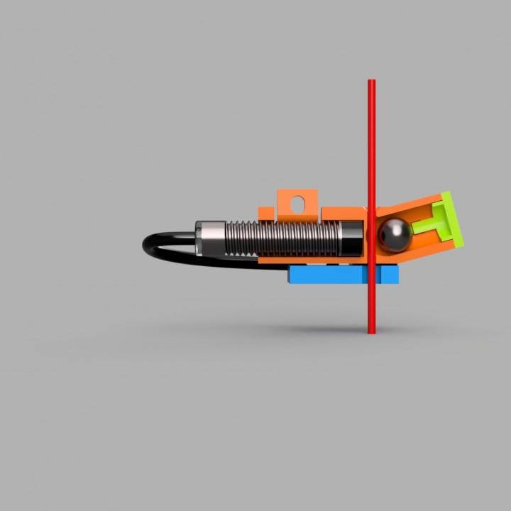 Prusa i3 Mk3 Filament Sensor Addon