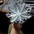 Snowflake Keybowl image