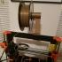 Prusa I3 MK3 foldable spool holder image