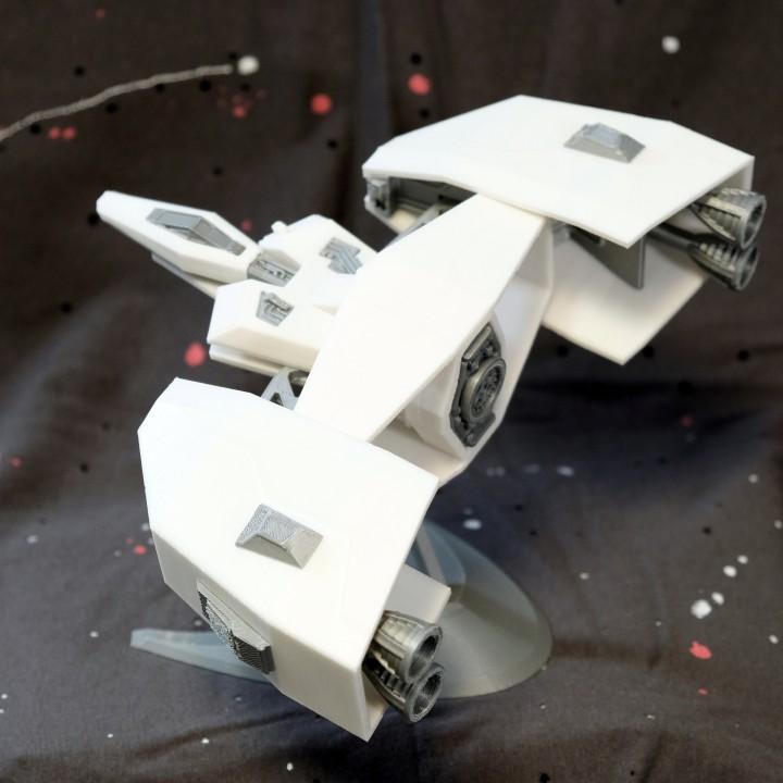 Spaceship Type-A