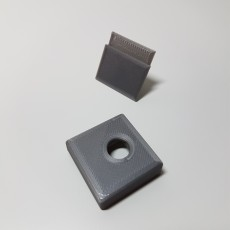 Picture of print of pimp my prusa x motor camera mount (growing timelapse effect)