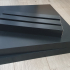 Prusa i3 MK3 Corner ENCLOSURE - IKEA LACK table image
