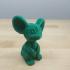 Dash the Mouse print image