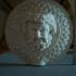 Clipeus of Zeus Amun image