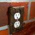Vintage outlet cover image