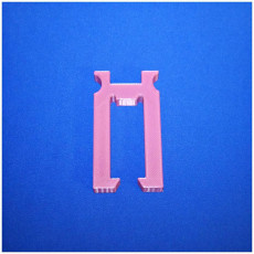 Picture of print of Applicator Clip-work