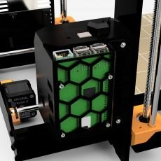 Prusa I3 MK3 Octoprint Hardware  Setup