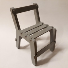 Picture of print of Chair
