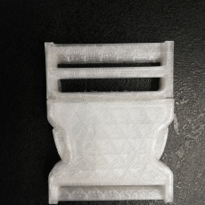 Picture of print of Plastic Buckle - Large