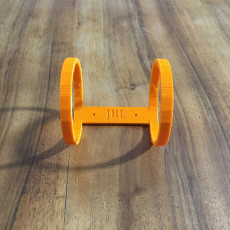 Picture of print of jbl flip 3 mount