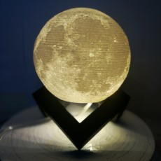Moon Lamp Stand