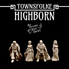Townsfolke: Highborn