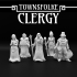 Townsfolke: Clergy image