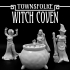 Townsfolke: Witch Coven image