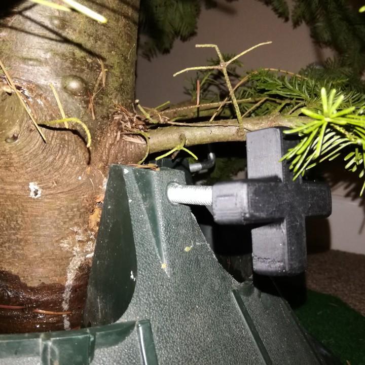 Christmas Tree Stand Knob