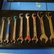Craftsman Wrench (9-4308) Organizer