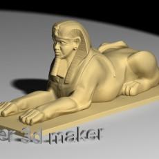 egypt Statue 4