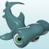 cartoon HammerHead image