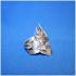 Skull wooden vol7 ring print image