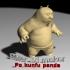 Po kunfu panda image