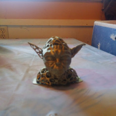 Picture of print of Mashup Yoda