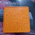 Square Puzzle #1 print image