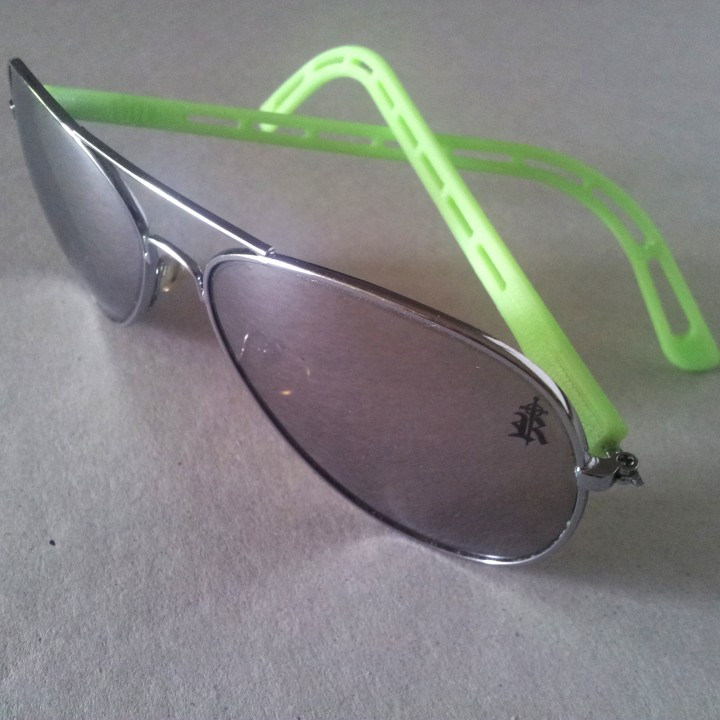 Replacement Arms for Sunglasses