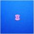 Bugatious Button print image