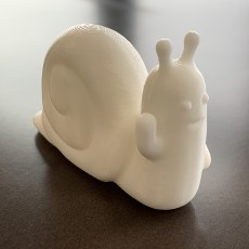 Picture of print of Adventure time Snail