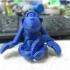 Toy monkey with banana image