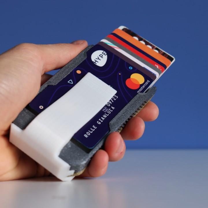 Pocket Credit cards holder