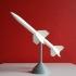 Aspide 2000 rocket image