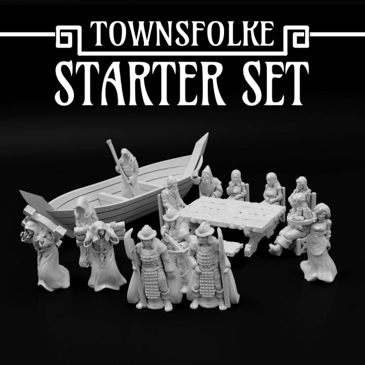 Townsfolke: Starter Set