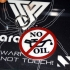 """""""No Oil"""" Keychain Tag image"""