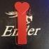 Heart Bookmark image