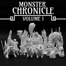 Monster Chronicle: Volume I