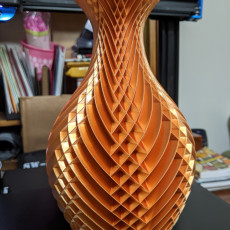 Picture of print of even more groovy vase