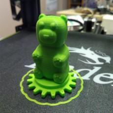 Picture of print of Harignome (Gummi Bear)