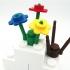 Big Flower LEGO style - playable version image