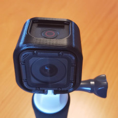 Picture of print of GoPro Session Frame 这个打印已上传 Sridev