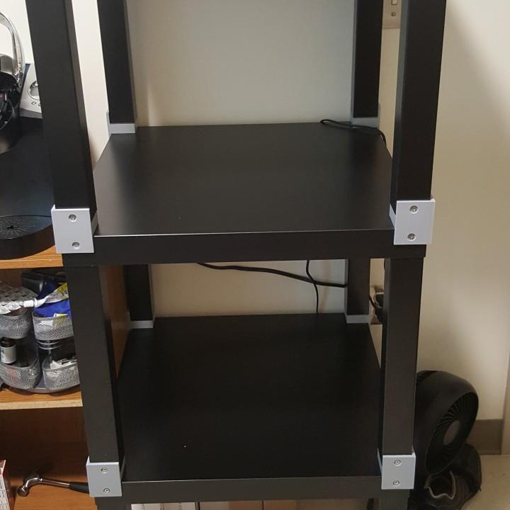 Lack Shelf